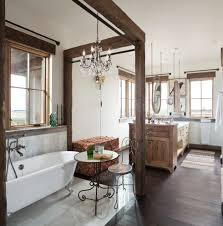 Rustic Medicine Cabinet With Mirror How To Hang Mirror Bathroom Contemporary With High Ceilings