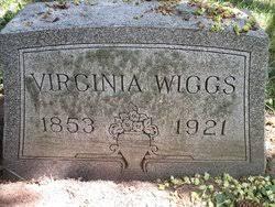 """Susan Virginia """"Jennie"""" Robertson Wiggs (1853-1921) - Find A Grave Memorial"""
