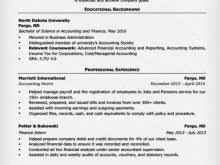 Payroll Accountant Resume Examples Free Resume