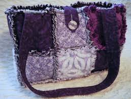 quilt purse | Purse | Pinterest | Purse, Rag quilt and Quilted bag & How to Make a Simple Quilt Purse Adamdwight.com
