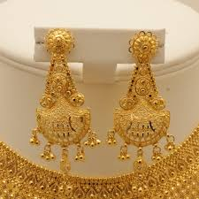 Long Heavy Earrings Design Gold Heavy Earrings Sets Fashion Beauty Mehndi Jewellery