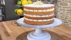 Johns Lemon Drizzle Showstopper Food Lorraine
