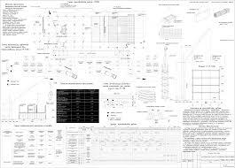 Курсовые ТСП Технология возведения зданий ТВЗ Чертежи РУ Курсовой проект Технологическая карта на 4 х этажное каркасное здание