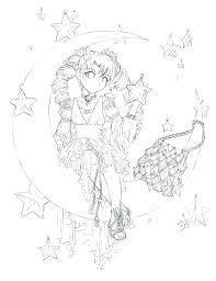 Anime Drawings Girl Wwwpicsbangcom