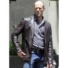 fast and furious 7 jason statham coat style leather jackets men s leather jacket