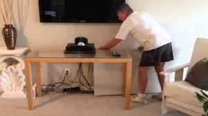 How To Hide Tv Creative Way To Hide Your Tv Wires Youtube