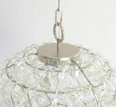 murano glass chandelier for this magnificent chandelier was made in italy in the 1960s it is a modern interpretation