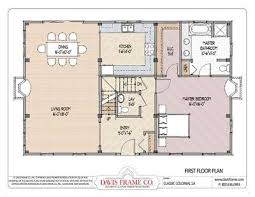TheBarnsBarn Plans With Living Quarters Floor Plans