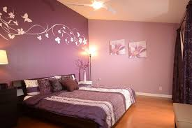 Purple Bedroom Awesome Decorating