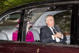 Queen backs Prince Andrew to keep ...