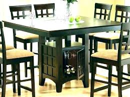 black kitchen table and chairs brave kitchen dining table set brilliant best black pub table set