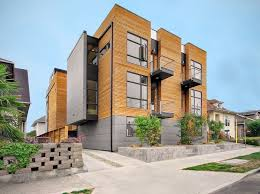Small Apartment Building Designs Style