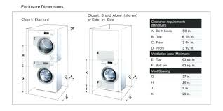 standard washer dryer size washer and dryer dimensions in mm google search standard vs full size