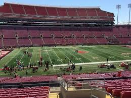Papa Johns Cardinal Stadium Section 233 Home Of
