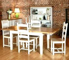 farmhouse kitchen table sets round country and chairs best dining set white picnic style