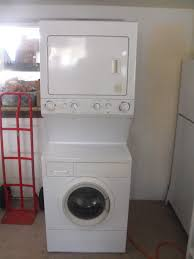 Compact Front Load Washers Lg Ventless Washer Dryer Stackable Lg Dryer Dle2301w Lg Washer