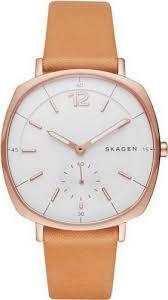 Женские <b>часы Skagen</b> LEATHER <b>SKW2418</b>