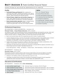 Personal Trainer Business Plans Trainer Resume Sample Personal Training Business Plan Template Free