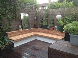 garden seating areas uk. new built wooden seat garden seating areas uk a