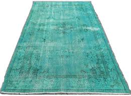 teal turquoise area rug