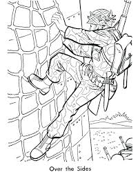 Military Coloring Book J1192 Military Coloring Page Military