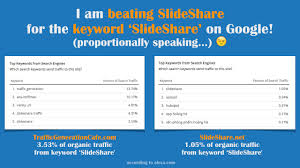 Slede Share Slideshare Traffic Case Study From 0 To 243 000 Views In