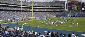 Chargers Stadium Seating Chart Los Angeles Chargers Tickets Schedule Seatgeek