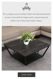 Marizio tempestini for salterni wrought iron two tier cane shelf, source: Industrial Midnight Mango Wood Iron 27 Sq 2 Tier Coffee Table Coffee Table Iron Coffee Table Chest Coffee Table