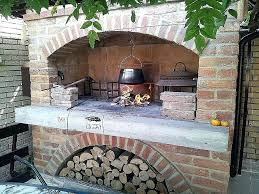 outdoor masonry fireplace gazebo with fire pit best of awesome outdoor brick fireplace ideas plans outdoor