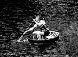Image result for .gif of a coracle