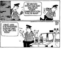 police communication pigeons raeside