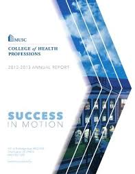 Musc Chp Annual Report 2013 By Musc Chp Issuu