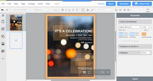 Flyer Programs Windows 10 Excellent Tools And Software For Creating Posters In 5