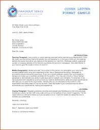 Collection of Solutions Formal Cover Letter Sample For Sample Proposal