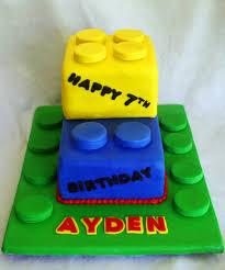 50 Amazing And Easy Kids Cakes Lego Cake
