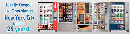 Vending Machine Companies Nyc