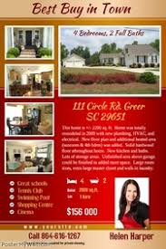 create real estate flyers online free real estate flyer templates postermywall