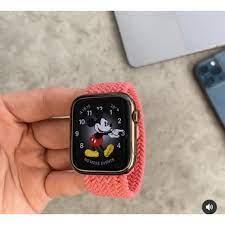 Dây Đeo Vải Dệt Cho Đồng Hồ Thông Minh Apple Watch 1 2 3 4 / Series 38mm  40mm 42mm 44mm tại Indonesia