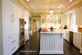 how much does it cost to have kitchen cabinets painted majestic looking 1 custom cabinets vs stained