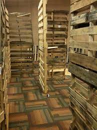 office haunted house ideas. 25. Get Crafty With Wooden Crates Office Haunted House Ideas E
