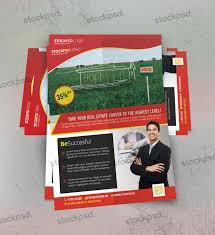 real estate psd flyer net real estate