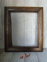 oak picture frames 8 x frame vintage wood frame vintage oak frame oval gold matte farmhouse