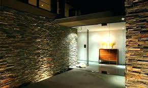 faux stone walls interior wall ideas panels house remodeling home depot wal