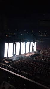 Beyonce Atlanta Seating Chart Mercedes Benz Stadium Section C236 Row 1 Seat 6
