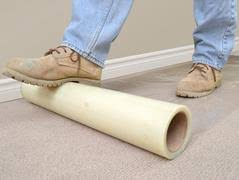 carpet protector film. from $69.30 was $88.00 polystick-carpet carpet protector film 0