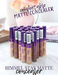 Rimmel Stay Matte Foundation Color Chart Review Rimmel Stay Matte Conecaler Slashed Beauty