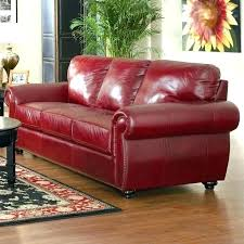 s cream colored leather sofa sectional