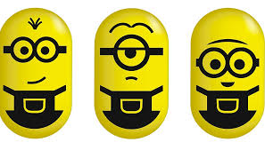 May 15, 2015. Minions the New Face ...