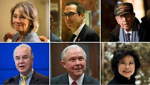 Trump's Cabinet picks so far are worth a combined $13b - The ...