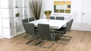 glass dining table 8 chairs medium size of round dining table set for 8 inspirational aria